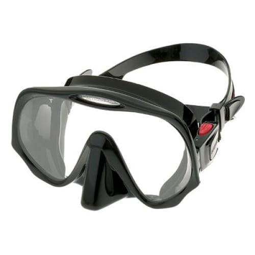Atomic Frameless Mask - Black / Regular - Masks