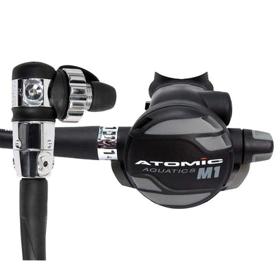 Atomic M1 Reguator 1st & 2nd Stage - DIN - Regulators