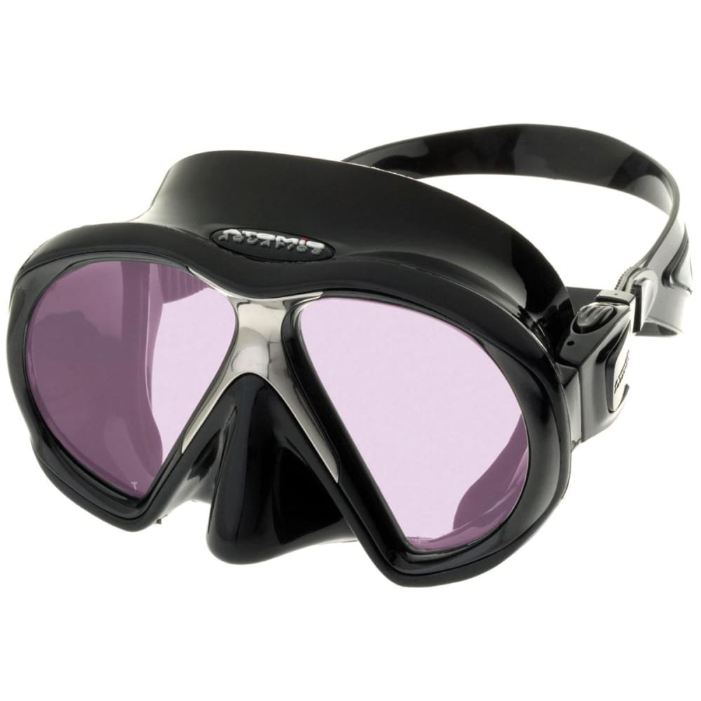 Atomic Subframe Mask ARC - Black - Masks