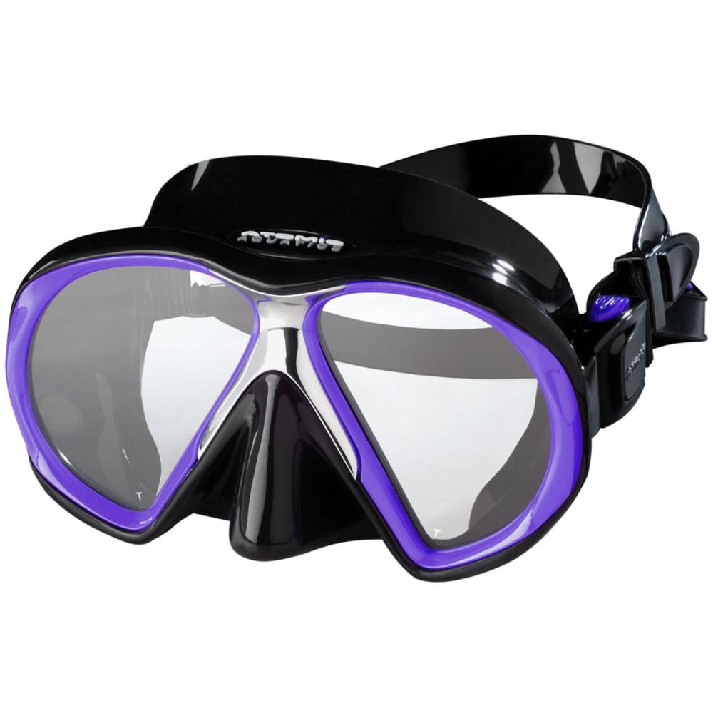 Atomic Subframe Mask (Medium) - Black / Purple - Masks