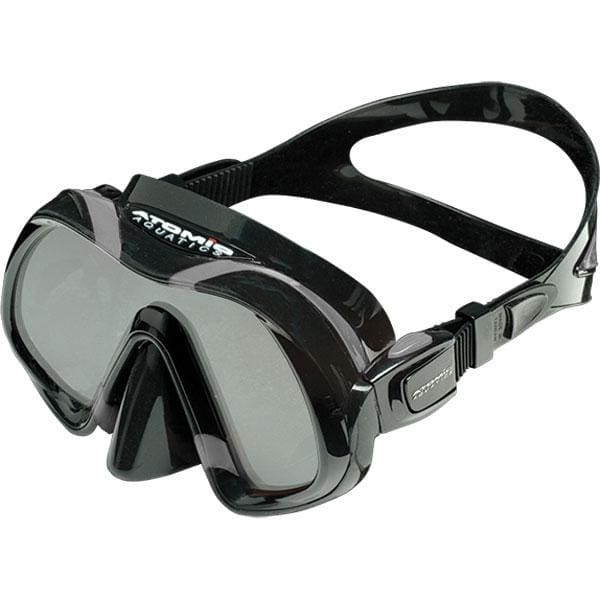 Atomic Venom Mask - Black / Grey - Masks