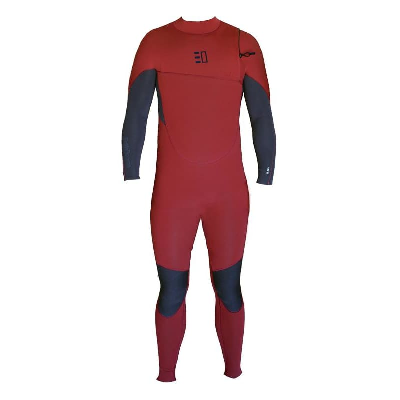 Enth Degree Kenetic Steamer 3/2 Red - Wetsuits