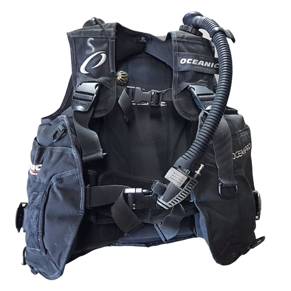 Ex-Hire BCD - Oceanpro - BCD's