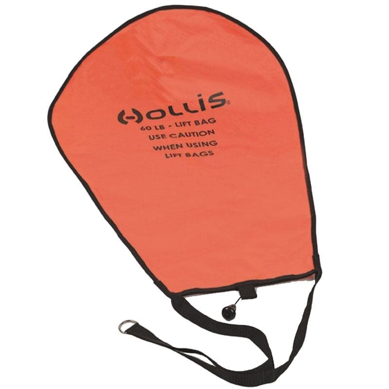 Hollis 60 Lb Lift Bag - Orange - Accessories