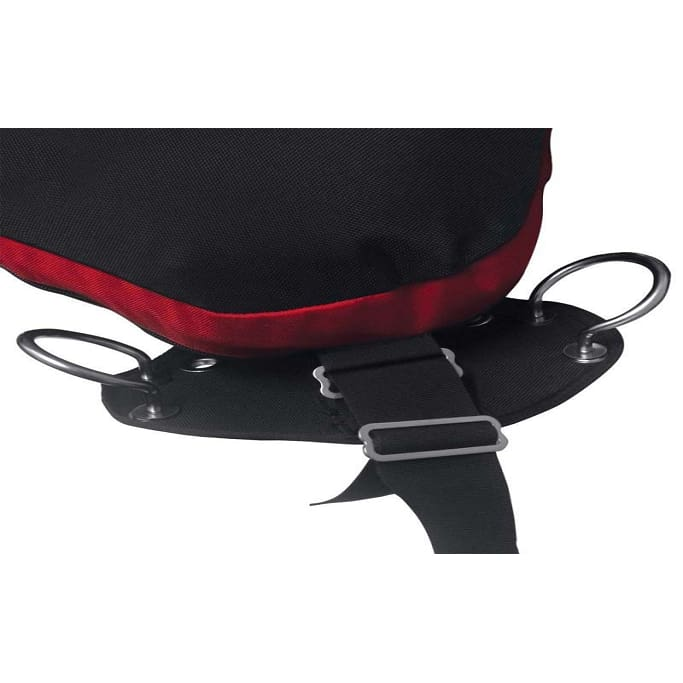 Hollis Butt Plate - Katana - BCD Accessories