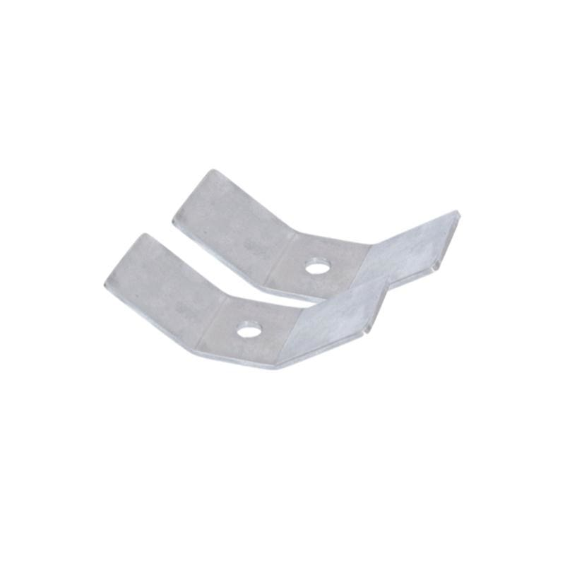 Hollis SS Stabilizer Plate (Pair) - BCD Accessories