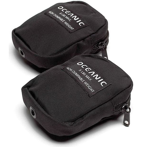 Oceanic BCD Weight Pockets - Biolite - BCD Accessories