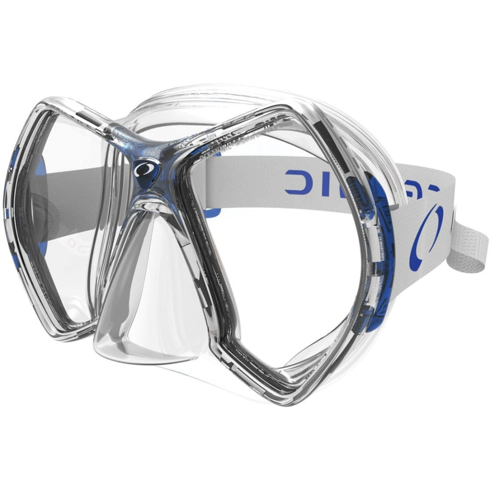 Oceanic Cyanea Mask - Blue / Clear - Masks