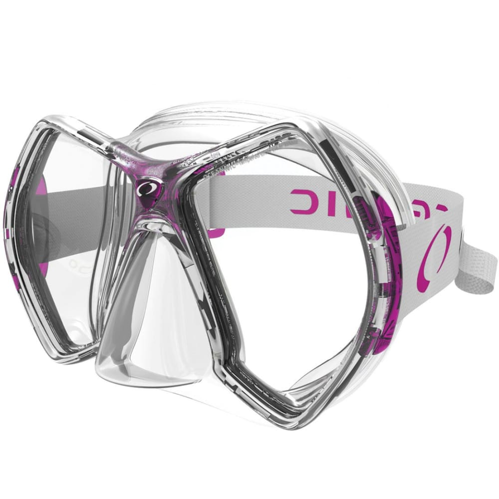 Oceanic Cyanea Mask - Pink / Clear - Masks
