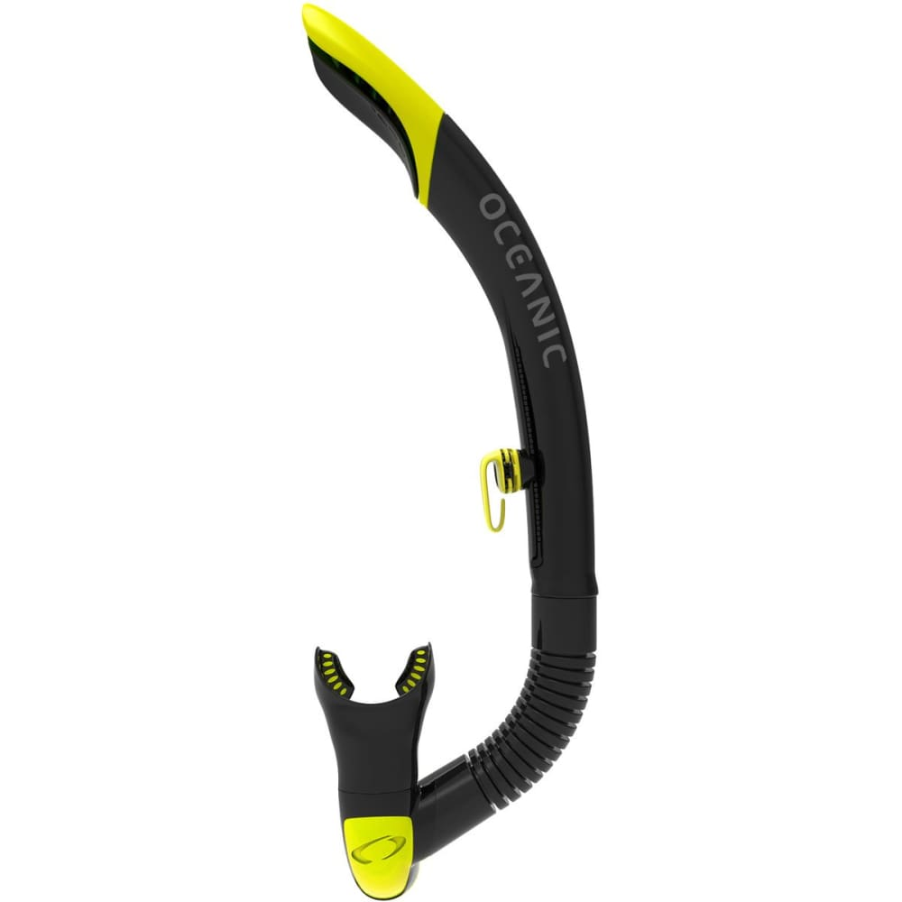 Oceanic Ultra SD Snorkel - Black / Yellow - Snorkels