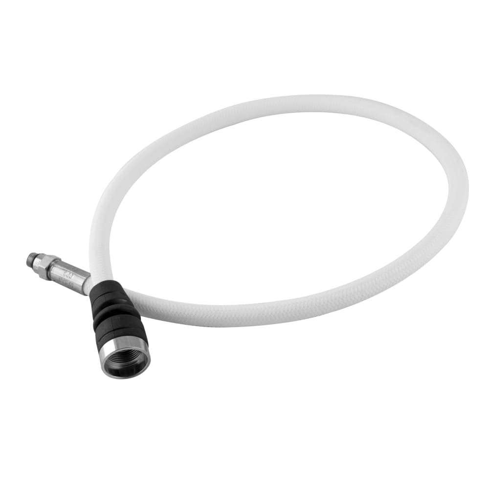 Oceanic ZEO Max Flex Hose - Black - Regulator Accessories
