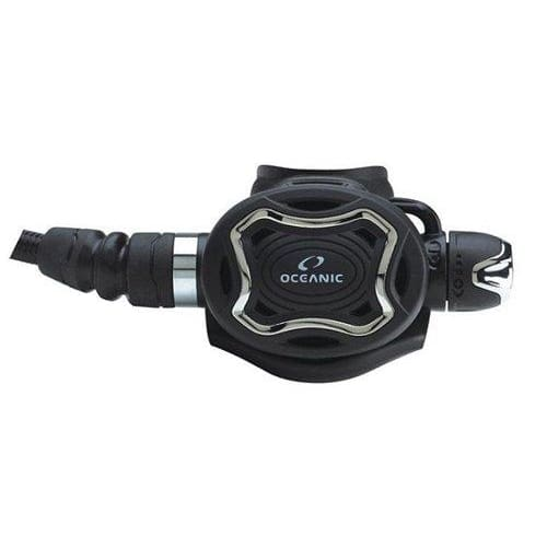 Oceanic Zeo Regulator 2nd Stage w/hose - Black - Regulators