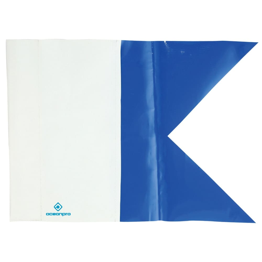 Oceanpro Dive Flag - Accessories