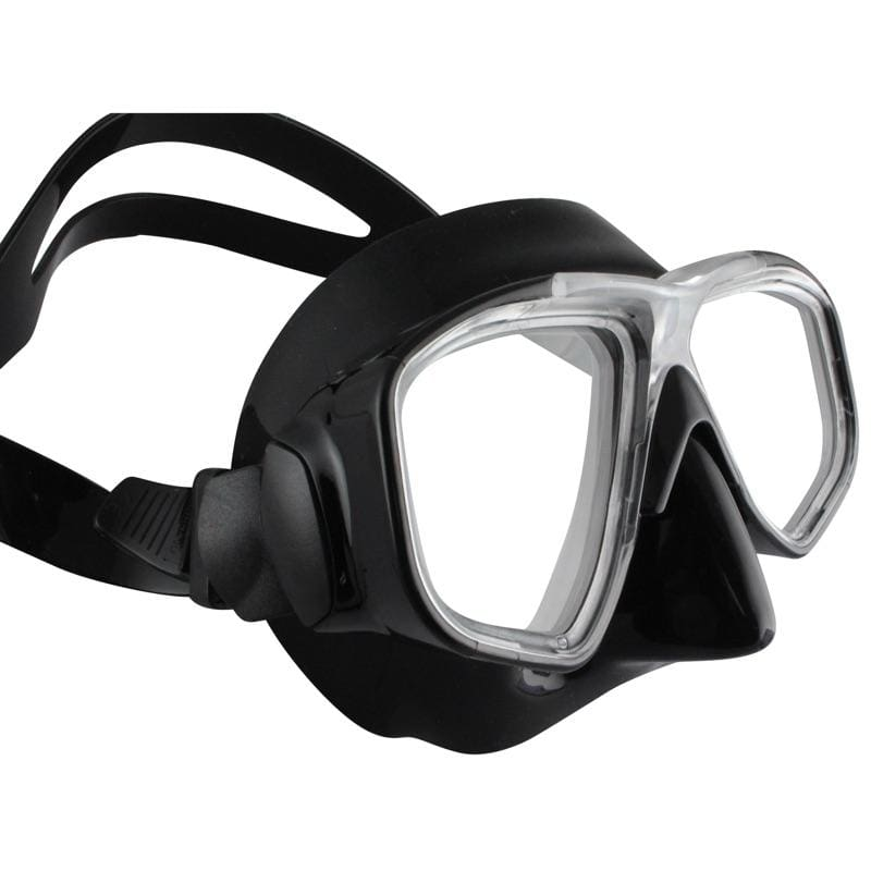 Oceanpro Eclipse Mask - Black - Masks