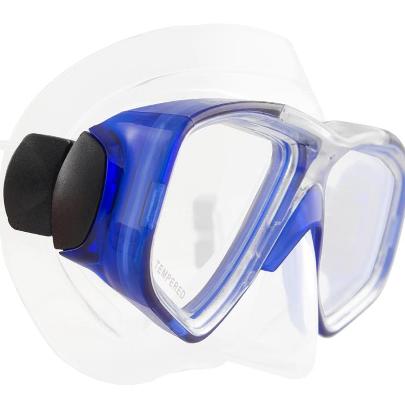 Oceanpro Eclipse Mask - Blue - Masks