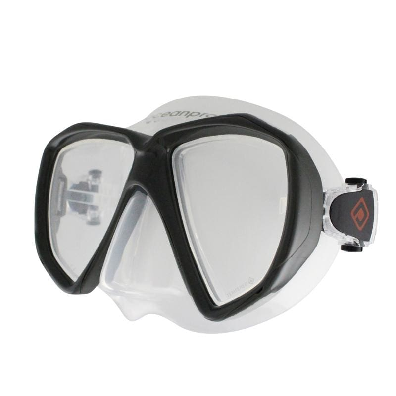 Oceanpro Eden Mask - Clear - Masks