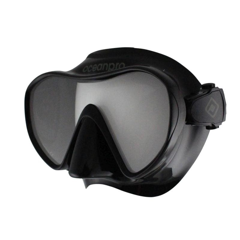 Oceanpro Fraser Mask - Black - Masks