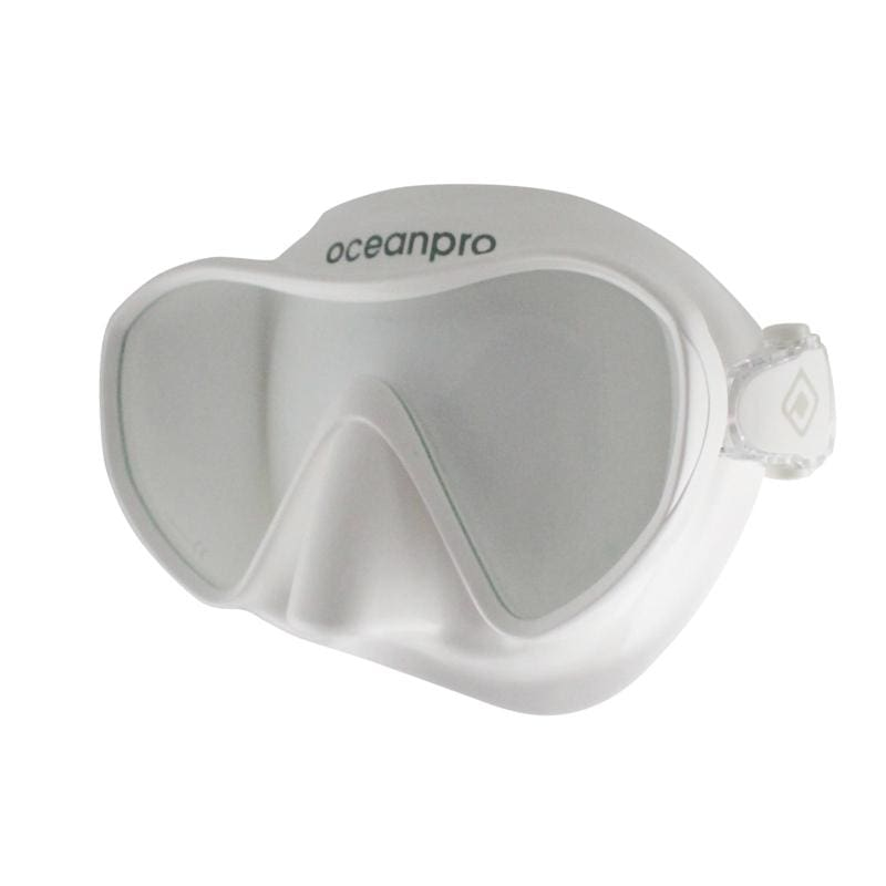 Oceanpro Fraser Mask - White - Masks
