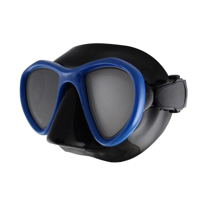 Oceanpro Kiama Mask - Black / Blue - Masks