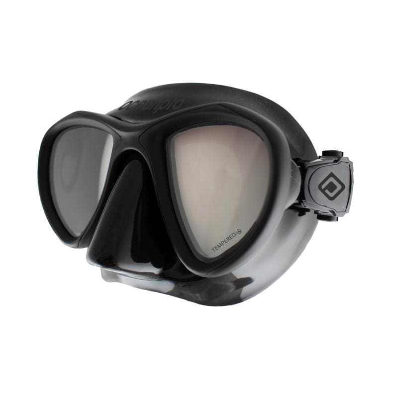 Oceanpro Kiama Mask - Black - Masks