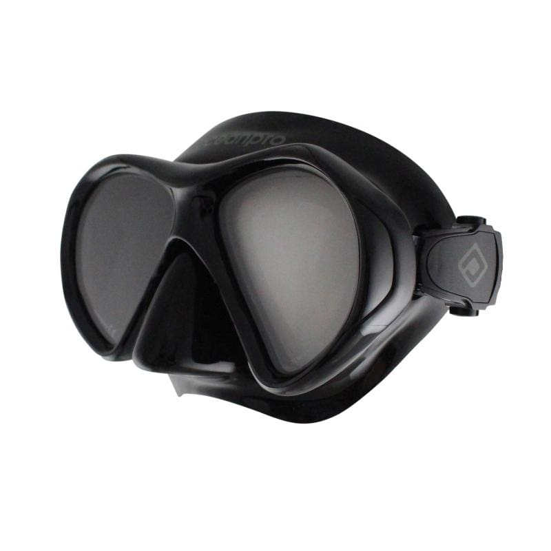 Oceanpro Noosa Mask - Black - Masks