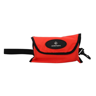 Oceanpro PSD Deco Buoy w/pouch - Orange - PSDs