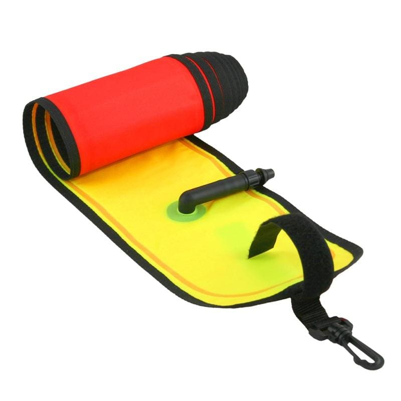 Oceanpro PSD Oral Inflate - Or/yl - PSDs
