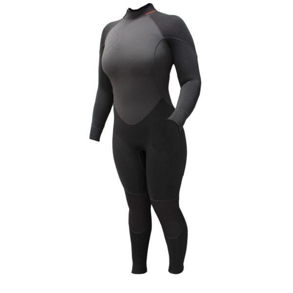 Oceanpro Rebel 5mm Female Suit - Wetsuits
