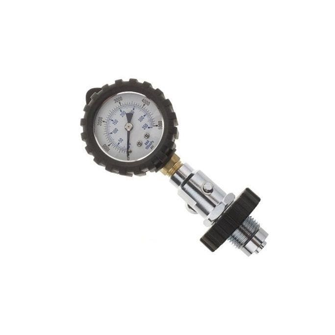 Oceanpro Tank Pressure Gauge - Accessories