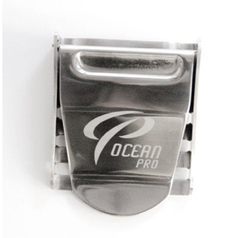 Oceanpro Weight Belt Buckle - Stainless-steel - Accessories