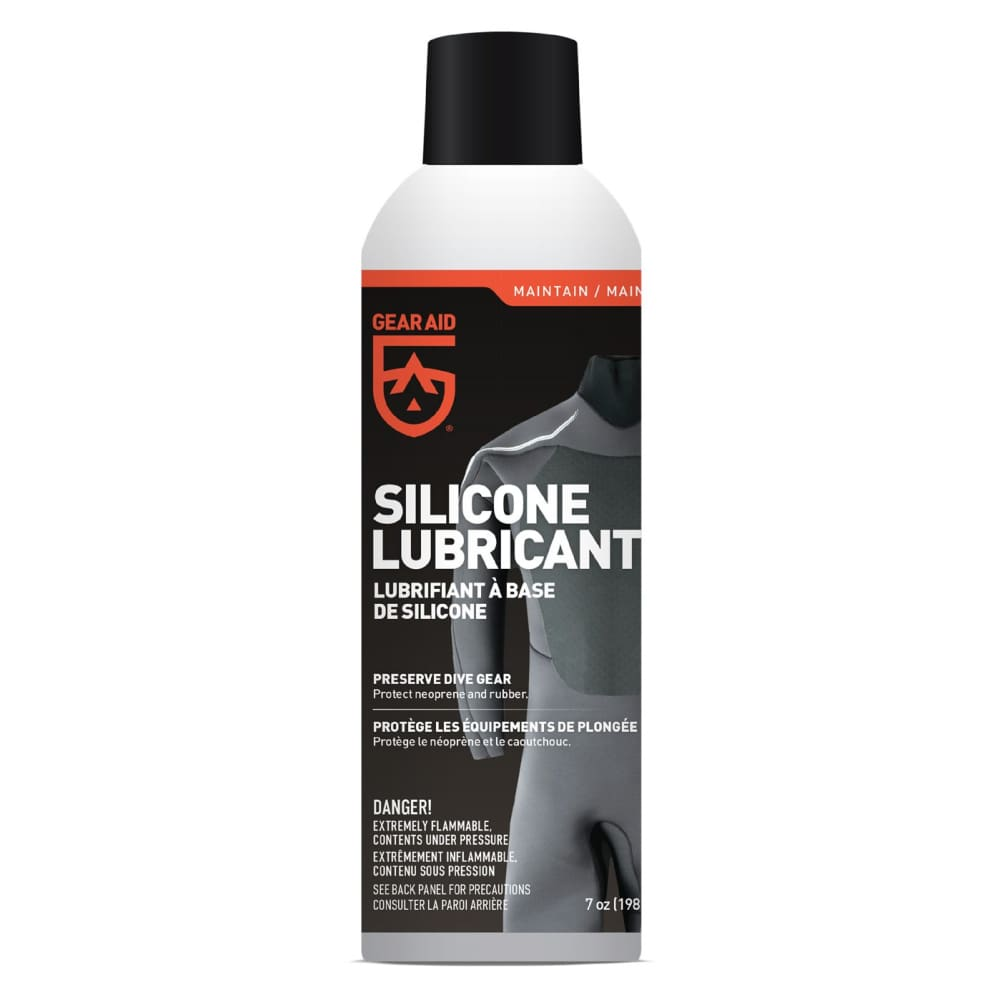 Silicone Spray 207ml (7oz) - Accessories