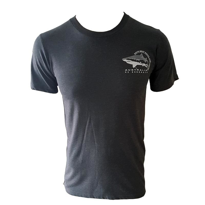 SWRDC Short Sleeve Shirt - Mens - Grey / X-Small - Shirts