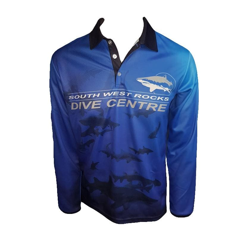 SWRDC UPV50+ Long Sleeve Shirt - Shirts