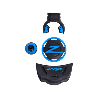 Zeagle F8 Colour Kit - Blue - Regulator Accessories