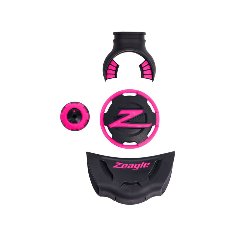 Zeagle F8 Colour Kit - Pink - Regulator Accessories
