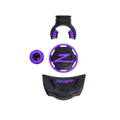 Zeagle F8 Colour Kit - Purple - Regulator Accessories