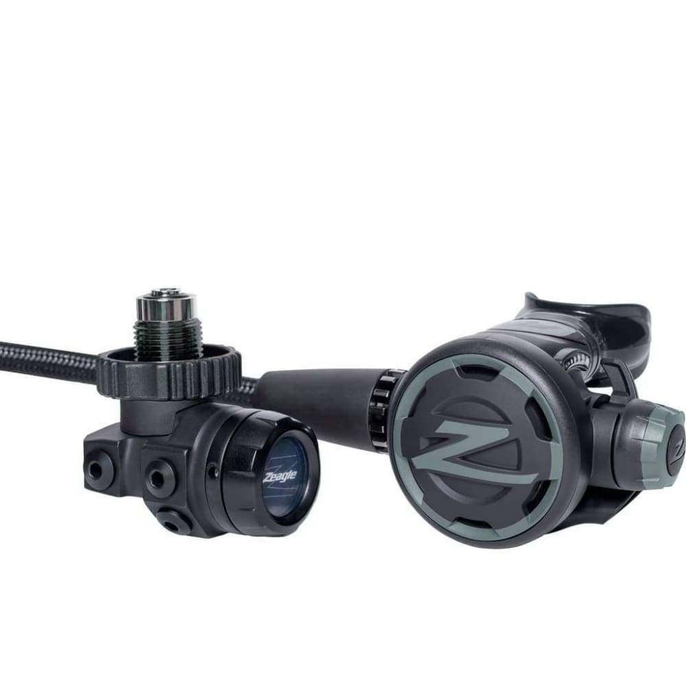 Zeagle F8 Regulator 1st & 2nd Stage - Yoke - REGULATORS