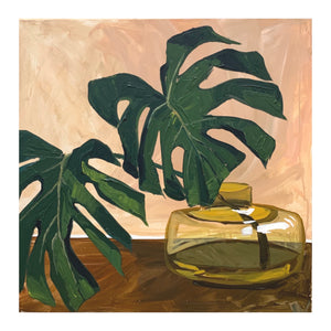 MALCOLM the monstera - prints available