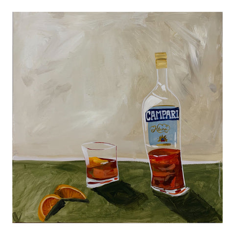 NEGRONI APERITIF prints available