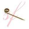 Bamboo Ring Skewer 4.7 in. 200/cs