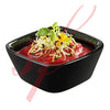 Porcelain bowl 1.5oz. - Black