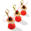 Bamboo knotted skewer 3.5 in.