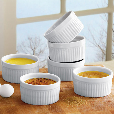 Porcelain Mini Ramekin 2oz.