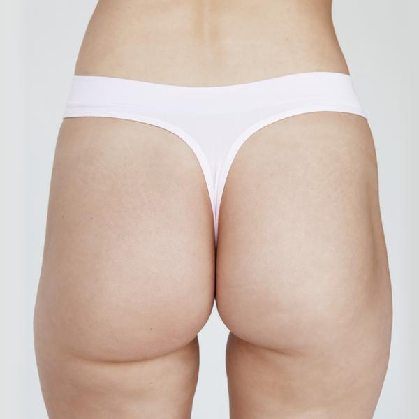 nativ basics - cheeky g - blush eco tencel