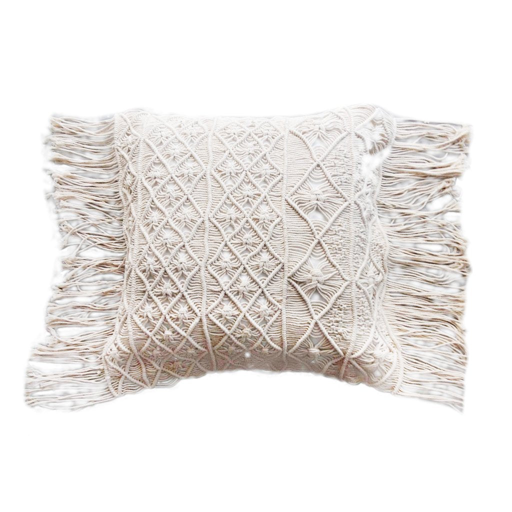 tlb house - luxe lotus cushion - large