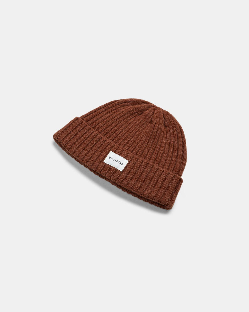 will and bear - levi beanie - copper