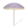 salty shadows - gypsy umbrella - lilac
