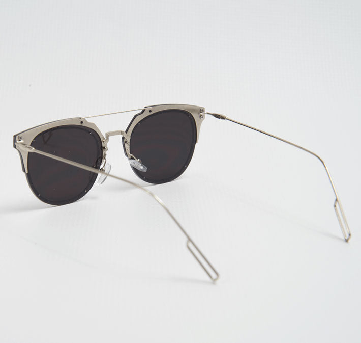 LUNA SHADES - SAVANNAH - SILVER