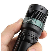 10000 Lumen Zoomable  LED Flashlight with High-Low and Strobe Settings  - UntilGone.com