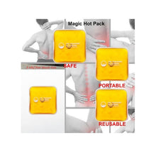 [8-Pack] Outdoor Nation Reusable Heating Packs - Simply Boil to Reuse First Aid